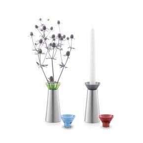 Nerezová váza/svícen TARIS - ZACK
