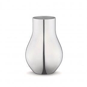 Nerezová váza Cafu, střední - Georg Jensen
