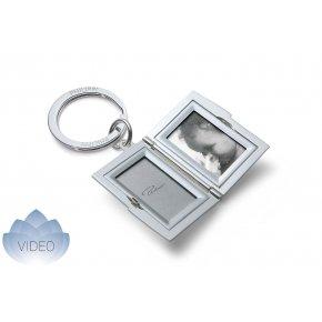 Přívěsek na klíče s fotorámečkem FRAME - Philippi