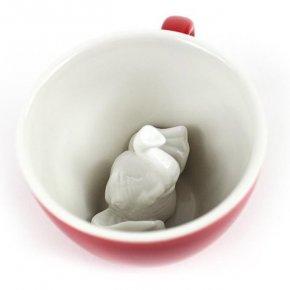 Hrnek SLON 325 ml 2 barvy - Creature Cups
