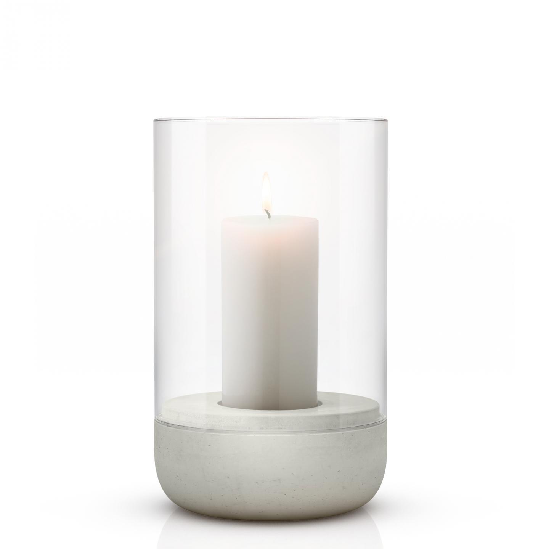 Betonový svícen, 20 cm CALMA - Blomus