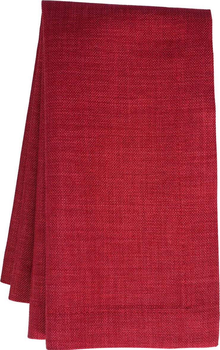 Levně Ubrus Loft, výběr ze 42 barev a 4 rozměrů - Sander Barva: 26 - burgundy, Rozměry: 135 x 170 cm