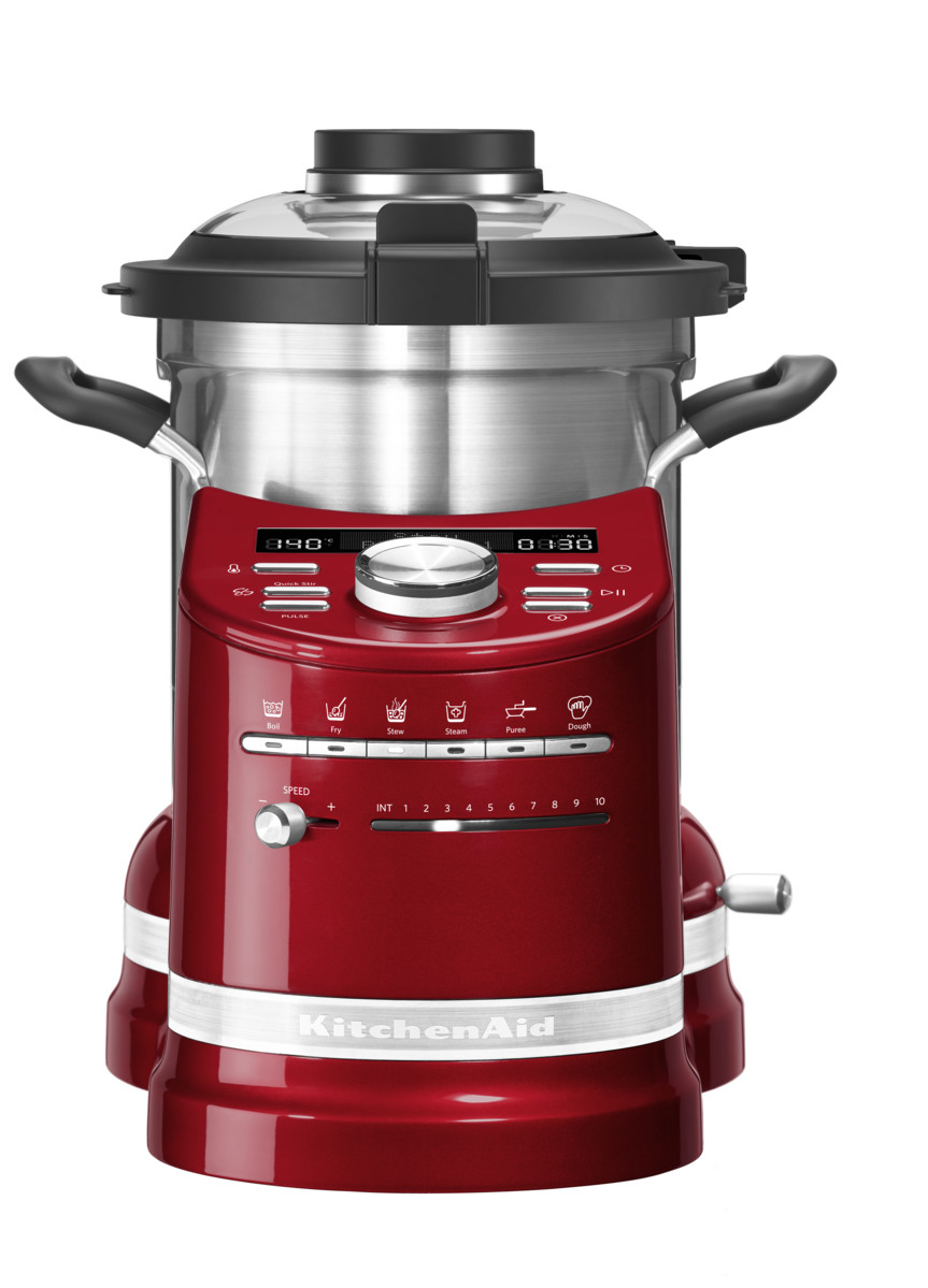 Artisan Varný robot červená metalíza - Kitchen Aid