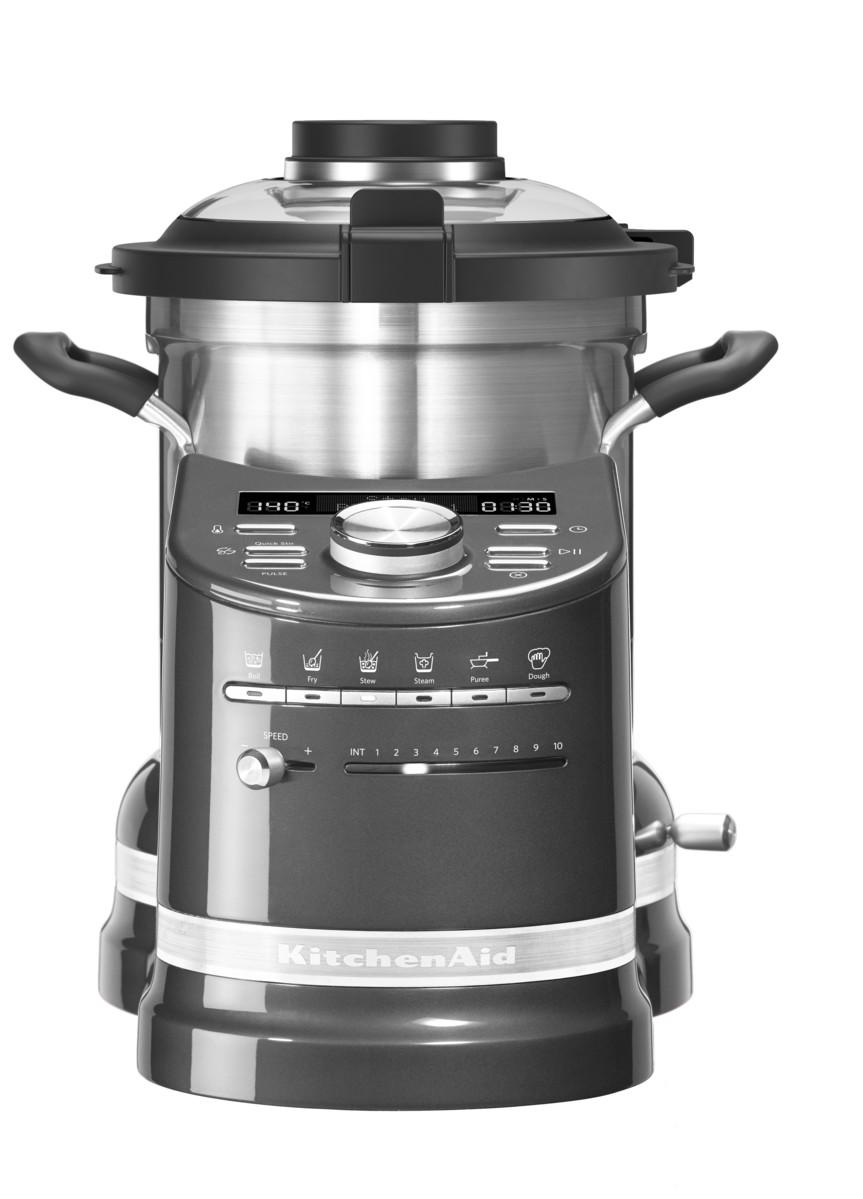 Artisan Varný robot stříbřitě šedá - Kitchen Aid
