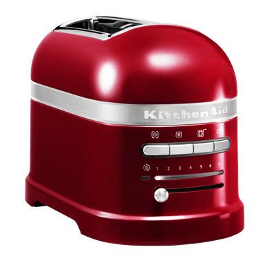 Artisan Toustovač červená metalíza - Kitchen Aid