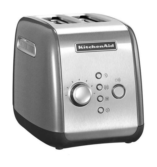 KitchenAid Toustovač stříbrná - Kitchen Aid