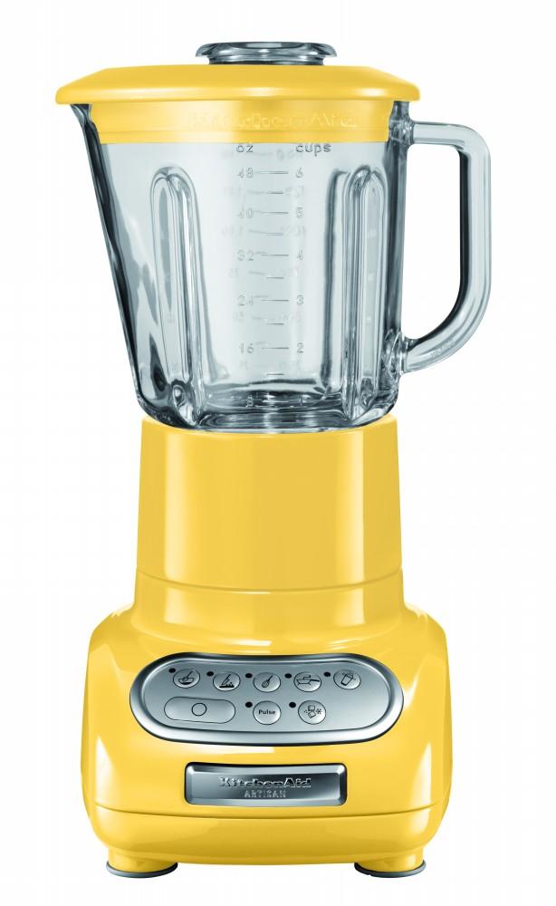 Artisan Mixér žlutá - Kitchen Aid