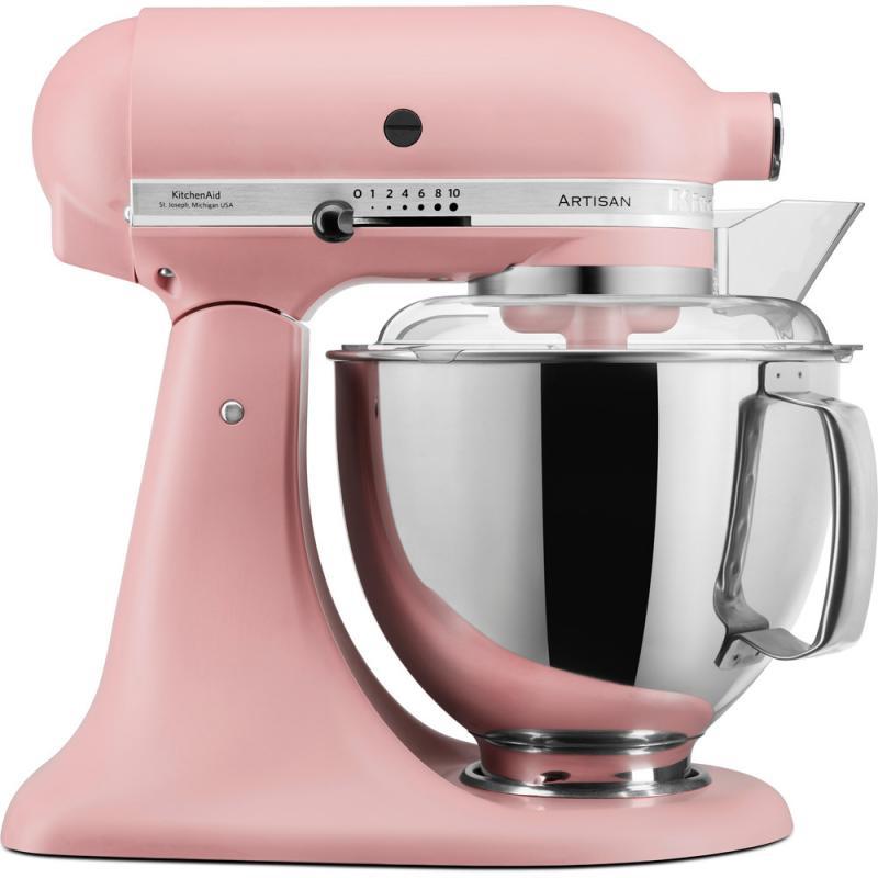 Artisan Robot model 175 růžová matná - Kitchen Aid