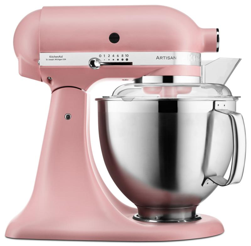 Artisan Robot model 185 růžová matná - Kitchen Aid