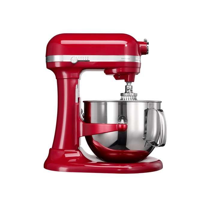Artisan Robot 6,9l mísa model 7580 královská červená - Kitchen Aid