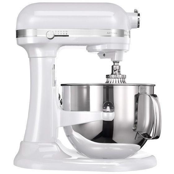 Artisan Robot 6,9l mísa model 7580 matně perlová - Kitchen Aid
