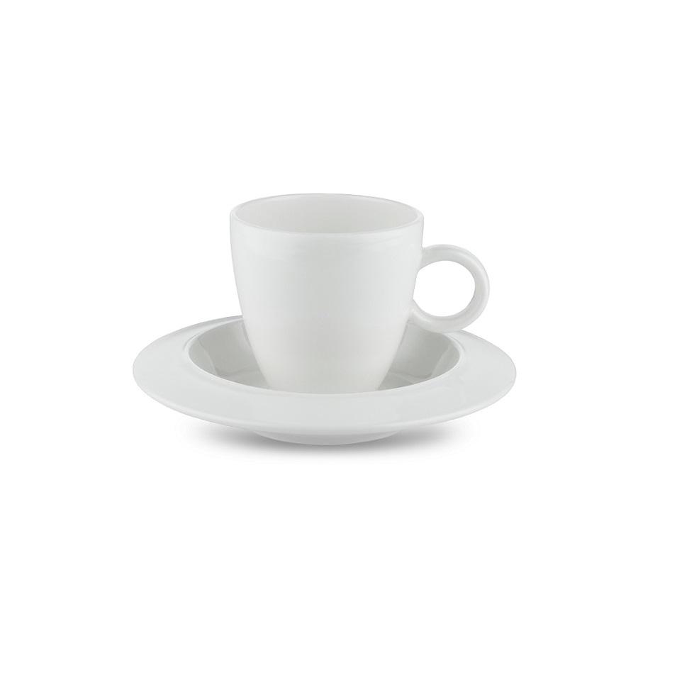 Set 2 espresso šálků Bravero - Alessi