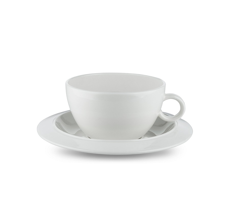 Set 2 čajových šálků Bravero - Alessi