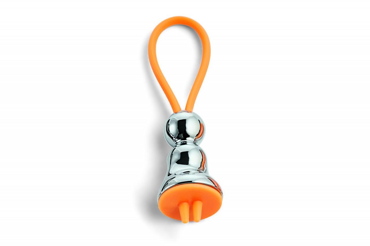 Přívěsek na klíče MISS - edice FLIC stříbrná - Philippi