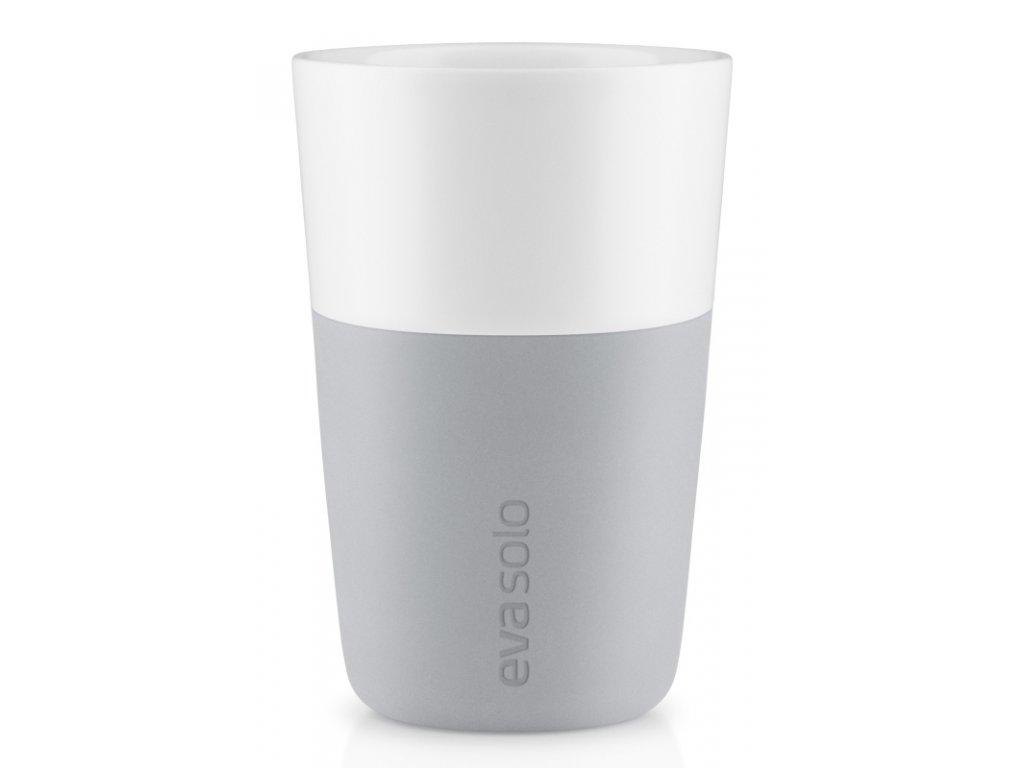 14754 hrnky na cafe latte sede 360ml set 2ks eva solo