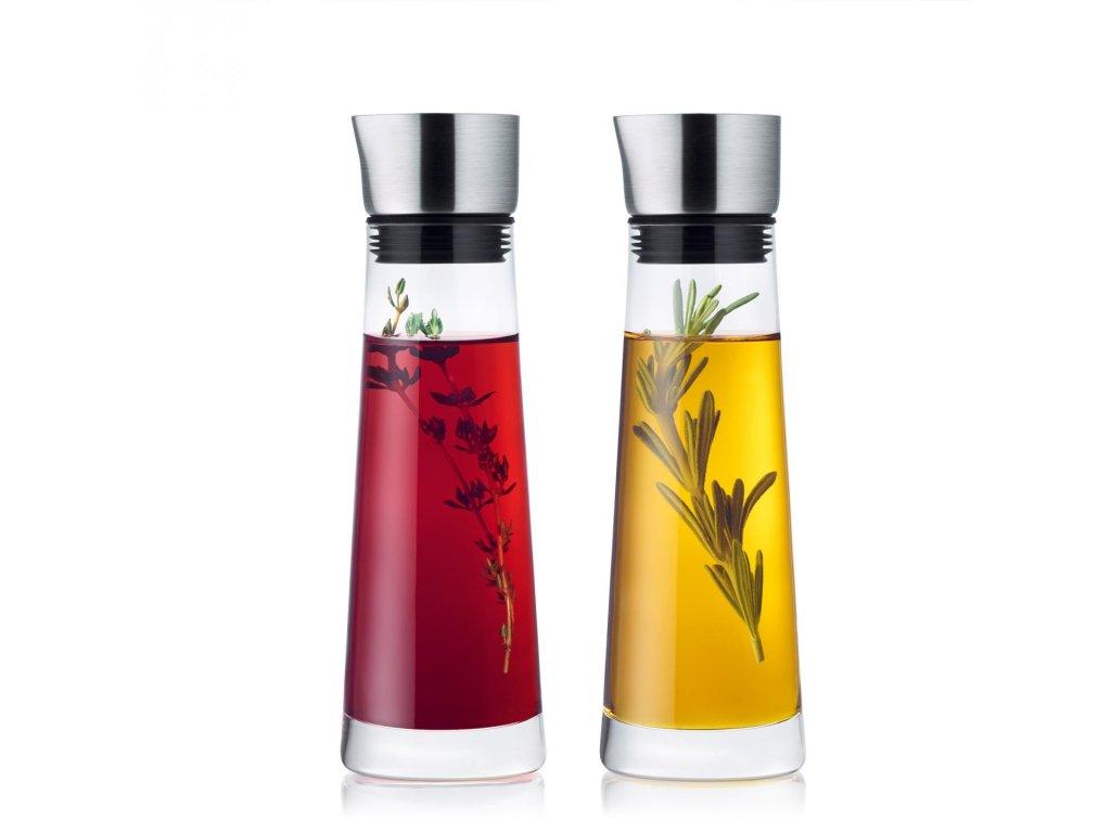 23583 1 set na olej a ocet 150 ml alinjo blomus