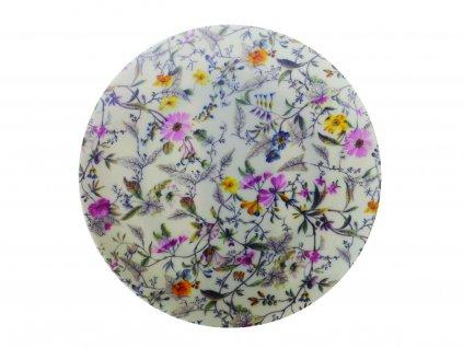 1593(1) porcelanovy talir summer blossom 20 cm maxwell williams
