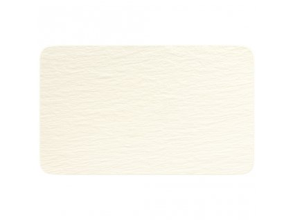 39095 viceucelovy talir hranaty kolekce manufacture rock blanc villeroy boch