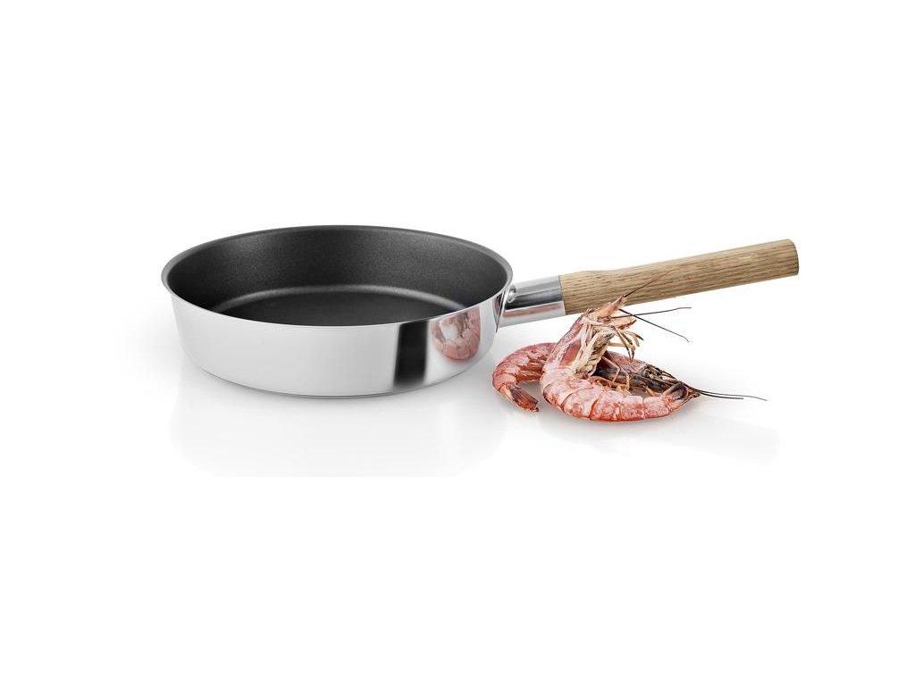 26971 panev prumer 24cm nordic kitchen nerezova eva solo