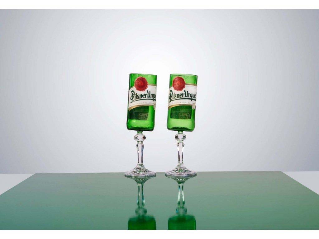 7620 sklenice re design pilsner urquel edice drunk glasses 1ks lukas houdek