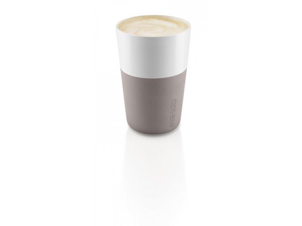 27112 cafe latte hrnek tepla seda 360ml set 2ks eva solo