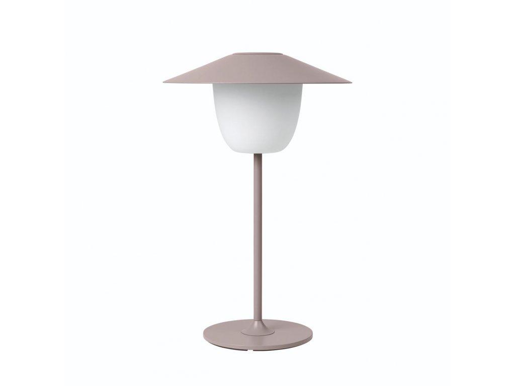 35276 prenosna led lampicka nizka ani lamp blomus