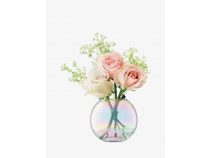 44313 4 vaza pearl vyska 11 cm perletova lsa international