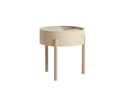 Arc side table ash