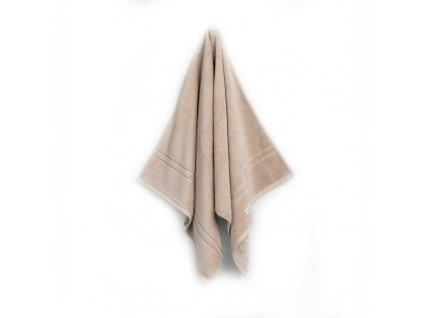 52014 rucnik organic premium towel 70x140 cm dry sand gant