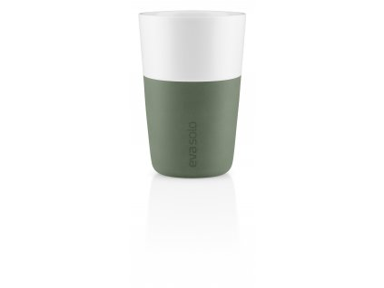 501107 Cafe latte tumblers empty A Cactus green aRGB High
