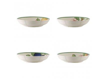 39011 miska plocha set 4ks kolekce french garden modern fruits villeroy boch