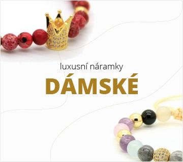 Luxusní dámské náramky