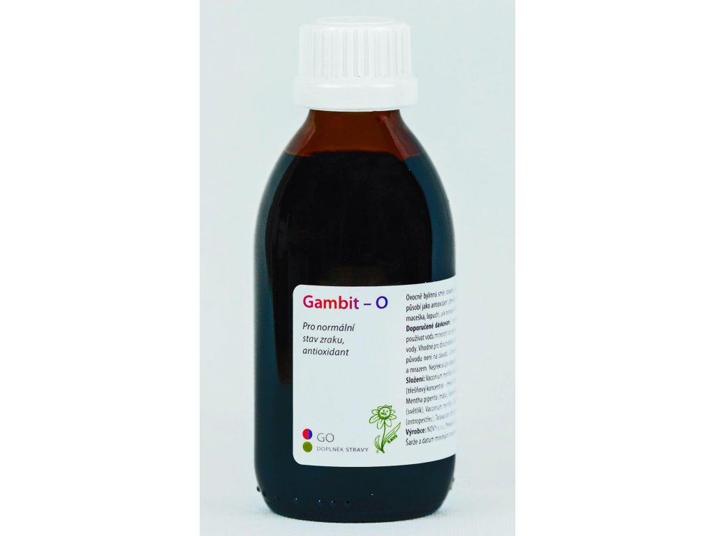 gambit o 200ml dedek korenar