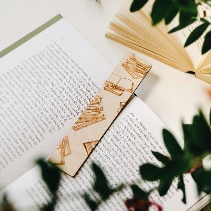 Záložka Knihy