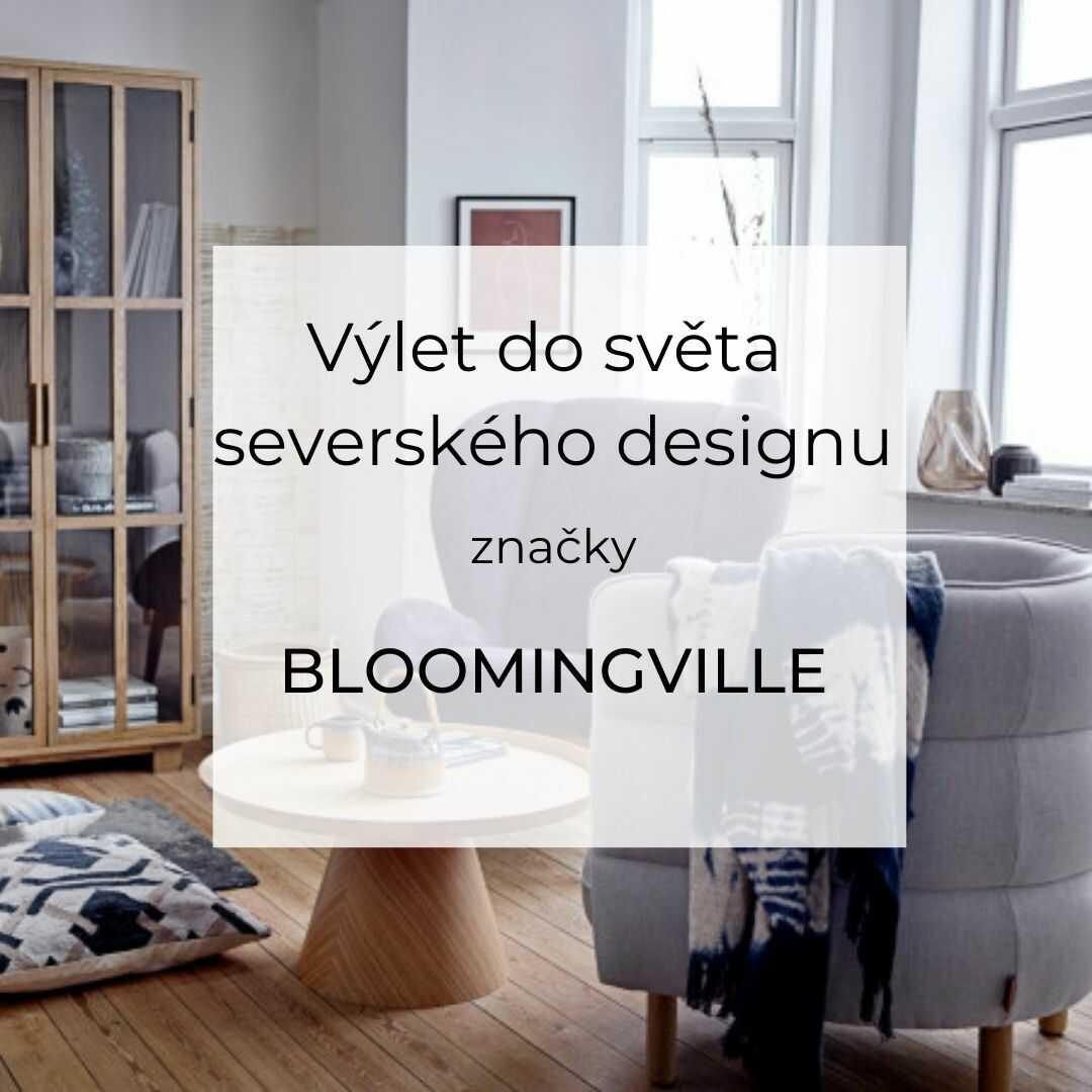 Severský design od Bloomingville