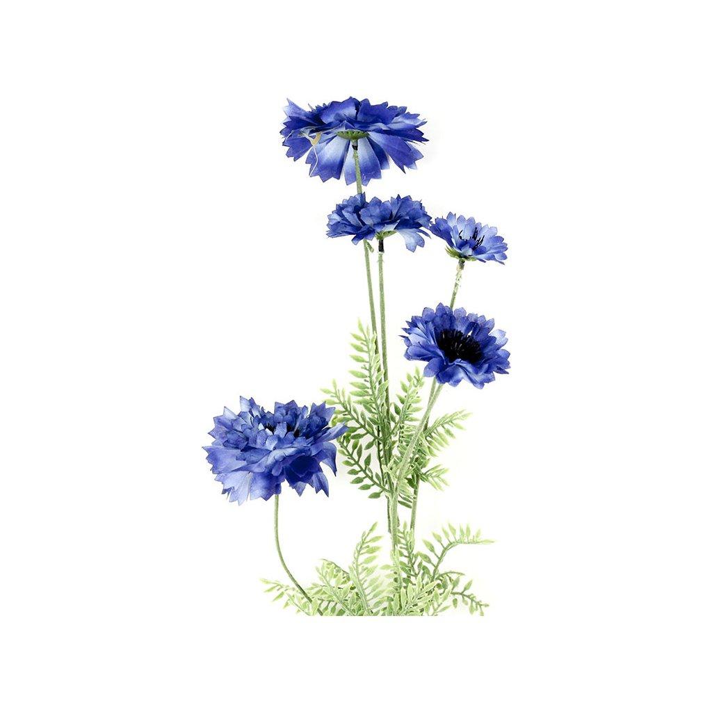 Chrpa Květina umělá 93 cm