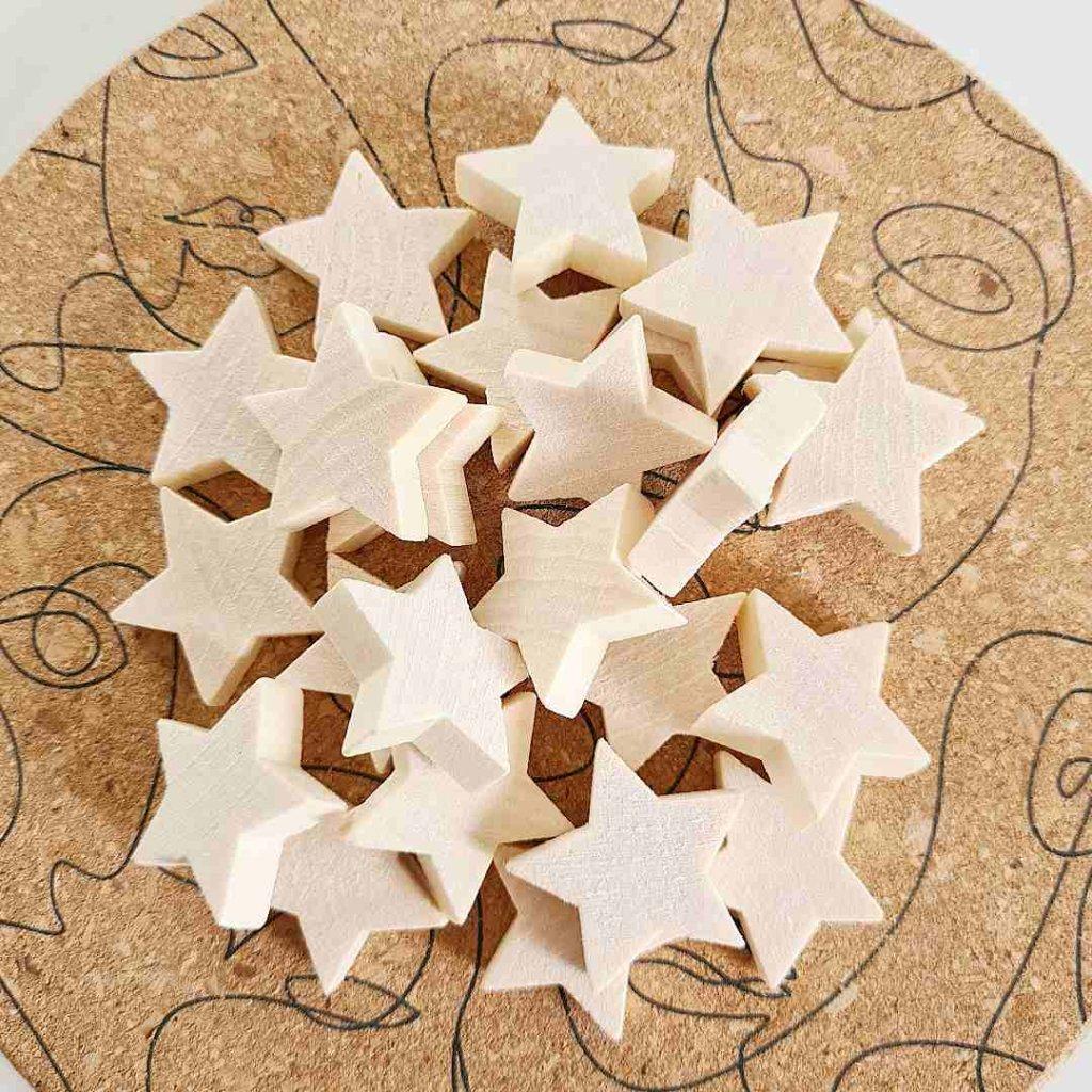 hvezdy prirodni