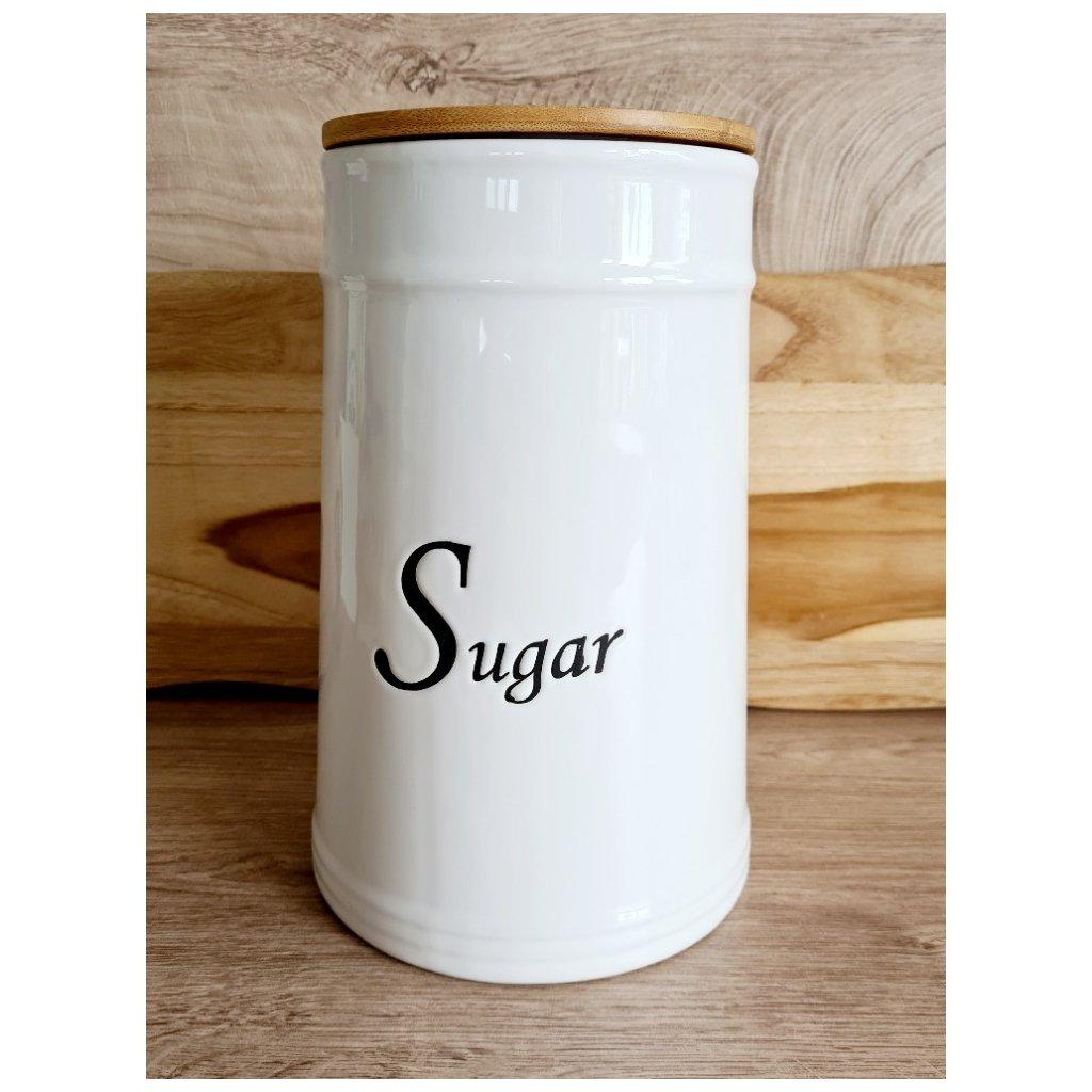 Keramická dóza na cukr 2480ml