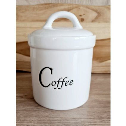 Keramická dóza na kafe 830 ml