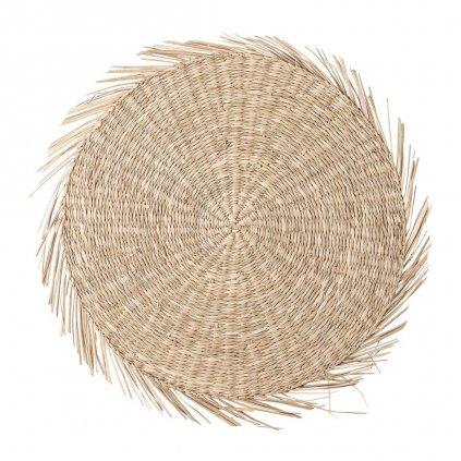 Prostírání z mořské trávy Ilsa 38 cm