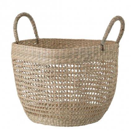 Košík z mořské trávy Hesam