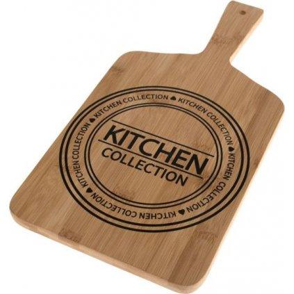 Bambusové prkénko Kitchen long