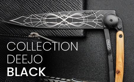 Deejo Collection Black