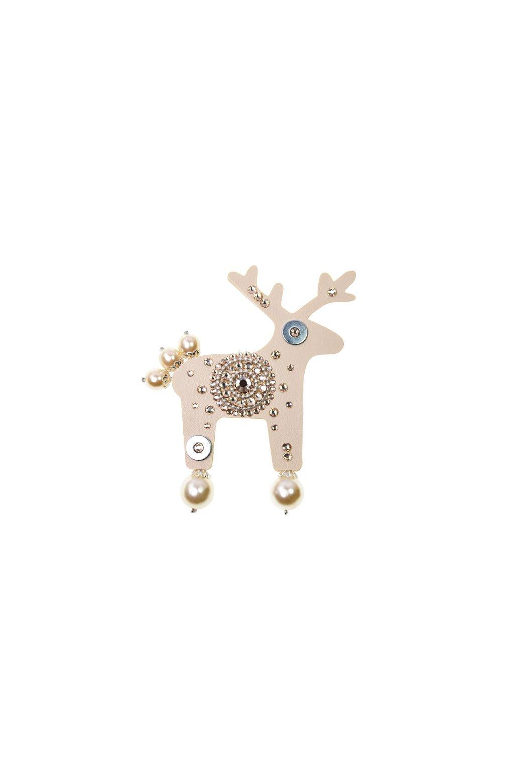 deers jeleni sperk broz lady beige
