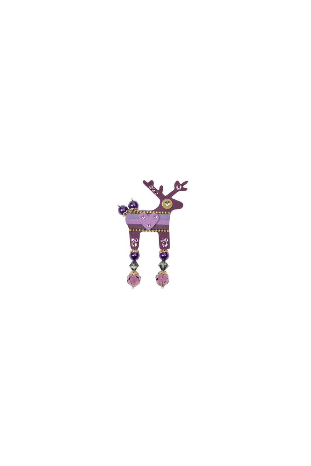 deers jeleni sperk pan karminek