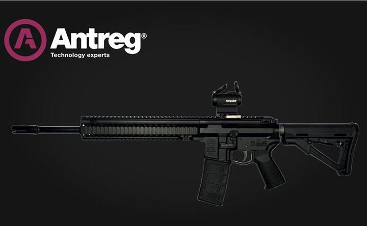 Prezentace pušek ANTREG ARS 25.-26.9.2020