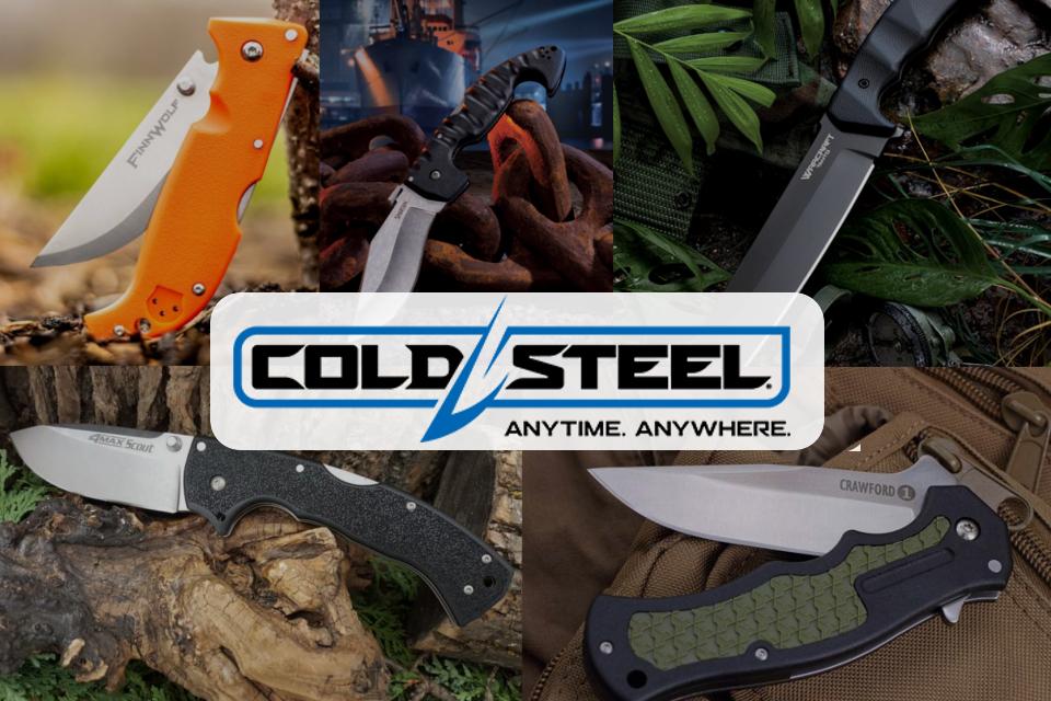 Nože Cold Steel