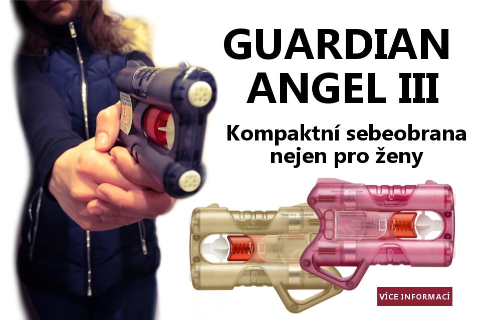 Pepřová obrana pro ženy | Defendia.cz