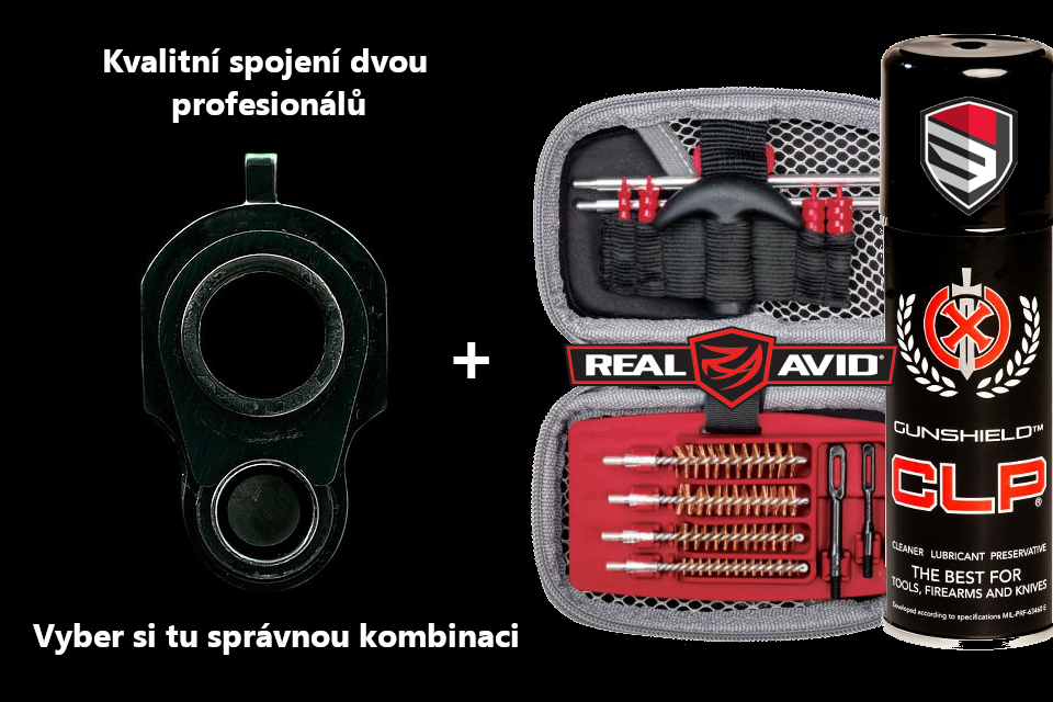 Real avid + Gunshield