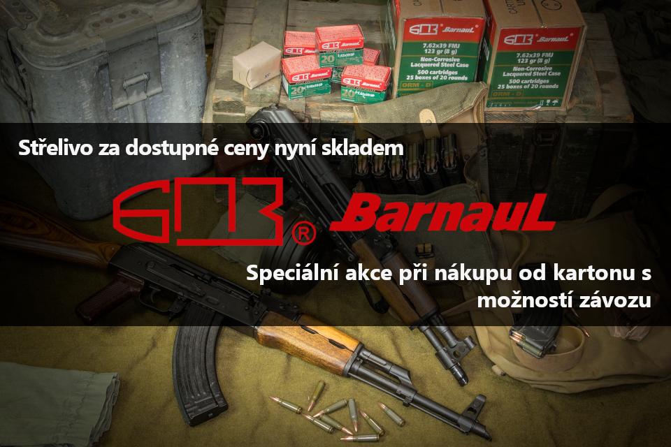Střelivo Barnaul